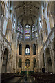 TG2308 : East end and apse, Norwich Cathedral by J.Hannan-Briggs