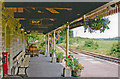 ST6642 : Cranmore station, East Somerset Railway by Ben Brooksbank