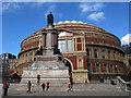 TQ2679 : Great Exhibition Memorial, Kensington by Stephen Craven