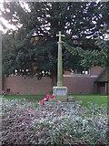 TL2518 : Woolmer Green War Memorial by JThomas