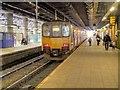 SJ8399 : Manchester Victoria Station, Platform 6 by David Dixon