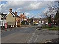 SU8361 : Swan Lane, Sandhurst by Alan Hunt