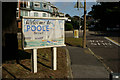 SZ0387 : Welcome to Poole by Peter Trimming
