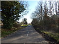 TL9740 : Looking into Calais Street by Hamish Griffin
