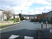 SE0729 : The Fairway - School Lane by Betty Longbottom
