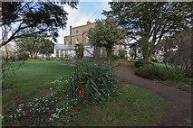 TQ3499 : Myddelton House, Enfield, Middlesex by Christine Matthews