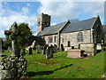 SO3617 : Church of St James the Elder, Llanvetherine by Ruth Sharville