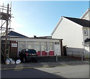 SS7597 : British Red Cross, The Ropewalk, Neath by Jaggery