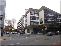 TQ3282 : St Luke's, Crescent House by Mike Faherty