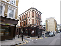 TQ3382 : Shoreditch, The Griffin by Mike Faherty