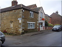 SK8836 : High Road Post Office,Barrowby by Anthony Vosper