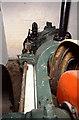 SZ4186 : Calbourne Mill - gas engine by Chris Allen