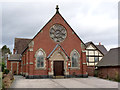 SK2327 : Rolleston Methodist Chapel by Alan Murray-Rust