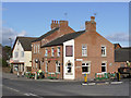 SK2129 : The Railway Inn, Hatton by Alan Murray-Rust