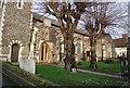 TM1744 : Church of St Helen by N Chadwick