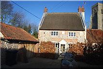 TG2834 : Tudor Cottage by N Chadwick