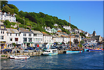 SX2553 : East Looe by Wayland Smith