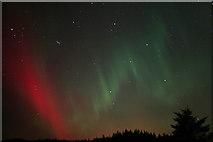 NJ3956 : Aurora Borealis by Anne Burgess