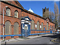 SJ5095 : St Helens - Mill Street Barracks - from south by Dave Bevis