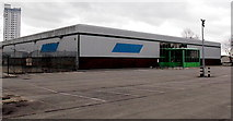 ST2995 : Vacant former Homebase store in Cwmbran by Jaggery