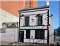 "J3475 : The former ""Rotterdam Bar"", Belfast - February 2014(1) by Albert Bridge"