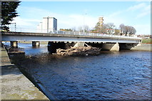 NS3421 : River Ayr by Billy McCrorie
