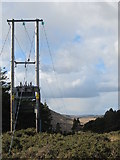 J3630 : Electricity transformer at the Arqiva Drinnahilly Transmitter by Eric Jones