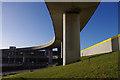 TQ3303 : Viaduct, Brighton Marina by Ian Taylor