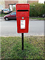 TM3488 : Queens Road Postbox by Adrian Cable