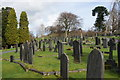 SD5292 : Parkside Cemetery, Kendal by Bill Boaden