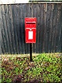 TM3691 : Ellingham Mill Postbox by Adrian Cable