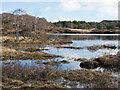 NH4158 : Loch Ruith a Phuill by Julian Paren