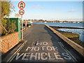 SU7405 : Emsworth: The Promenade by Nigel Cox