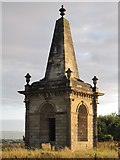 NS3628 : Macrea's  Monument by Martin Dawes