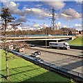 SD8004 : A56/M60, Whitefield Interchange by David Dixon
