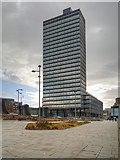 SJ8499 : The CIS Tower, Manchester by David Dixon
