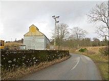 NO1846 : Parkhill Road, Rattray by Richard Webb