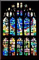 SJ8398 : The St Mary Window, Manchester Cathedral by David Dixon