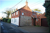 TG2834 : House on Back St by N Chadwick