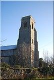 TG2834 : Church of St Botolph by N Chadwick