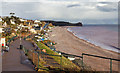 SY0681 : Budleigh Salterton by David P Howard