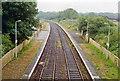 SP0974 : Earlswood West Midlands station, 1994 by Ben Brooksbank