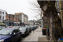 TQ3386 : The Capital Ring on Cazenove Road by Ian S