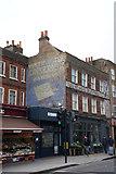 TQ3386 : Shops on Stoke Newington Church Street by Ian S