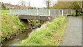 J4273 : Footbridge, Dundonald (4) by Albert Bridge