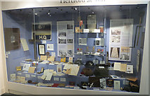 TL3212 : Hertford at War Display, Hertford Museum by Chris Reynolds