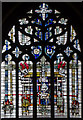 SK9136 : Porter Window, St Wulfram's church, Grantham by Julian P Guffogg