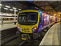 NZ2463 : Class 185 DMU at Newcastle Central Station by William Starkey