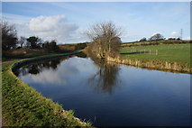 SD4764 : The Lancaster Canal north of Lancaster by Bill Boaden