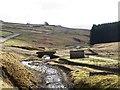 NY8243 : The upper Killhope valley below Killhope Mine by Mike Quinn